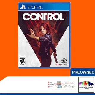 CONTROL (PS4 PS5) - CONTROL thumbnail