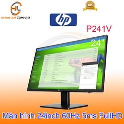 Màn hình máy tính 24inch HP P241V FullHD 60Hz 5ms VGA/HDMI/DVI - FPT phân phối