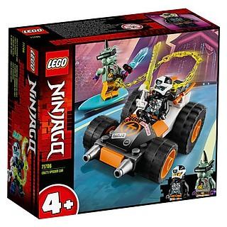 Đồ Chơi Lắp Ghép Lego Ninjago Xe Đua Của Cole 71706 - 9467040661133 thumbnail