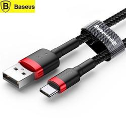 Cáp sạc USB type C 3m cho điện thoại Samsung, Oppo, Huawei, Nokia....