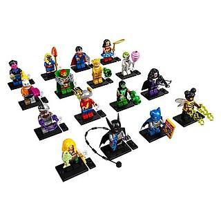 Đồ Chơi Lắp Ghép LEGO Minifigures Bộ Nhân Vật LEGO Siêu Anh Hùng DC Comics 71026 - 5323697910090 thumbnail
