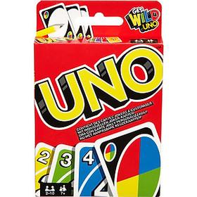 Trò Chơi Trí Tuệ Uno Mattel Games W2085 - 2847965529713