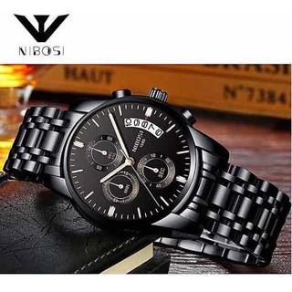 Đồng hồ nam cao cấp chính hãng - nibosi04 thumbnail