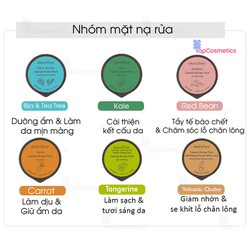 Mặt Nạ Rửa Innis 10ml Topcosmetics