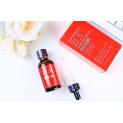 Tinh chất Dưỡng Sáng Trị Thâm Mụn By Wishtrend Pure Vitamin C 21.5 Advanced Serum 30ml