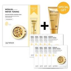 Mặt nạ Wonjin Effect Water Toning Tặng Kèm Sữa Rửa Mặt