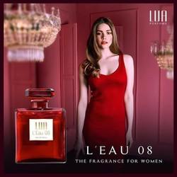 Nước hoa nữ Lua L'Eau 08 – QUYẾN RŨ, SANG TRỌNG VÀ QUÝ PHÁI (50ML)