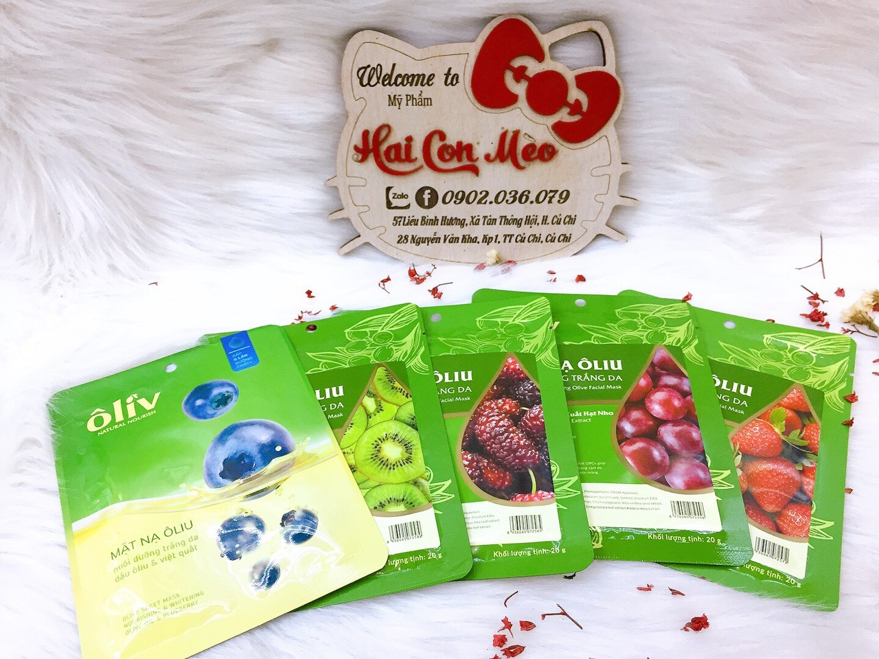 Mặt Nạ Oliv PURITE