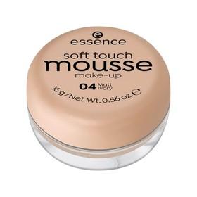 Phấn Tươi Essence Soft Touch Mousse 04 Matt Ivory 16 g Chính Hãng - Mẫu Mới 2020 - Phan Tuoi Duc