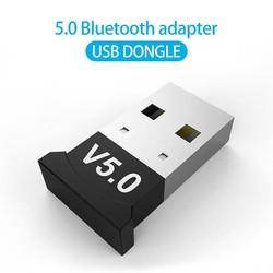USB Bluetooth 5.0 cho PC -USB Bluetooth Máy tính kết nối 20m V5.0