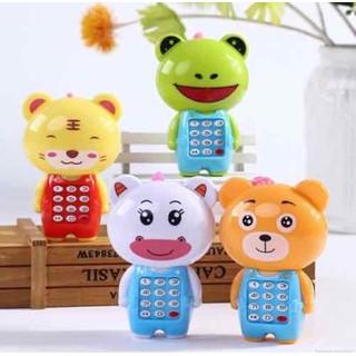 Điện thoại hình con vật cho bé - Điện thoại hình con vật thumbnail
