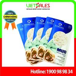 Mặt Nạ Bùn Khoáng Ngọc Trai KOREANA CAO CẤP dưỡng ẩm, dưỡng trắng da, cung cấp dưỡng chất (1 gói)