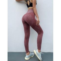 quần tập yoga nữ dệt gân kẻ sọc FY có 3 màu trẻ trung, đồ tập gym nữ giá rẻ tphcm-SR021
