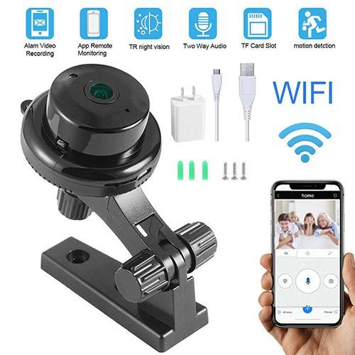 Camera IP WIFI V380 - Camera giám sát cho mọi gia đình