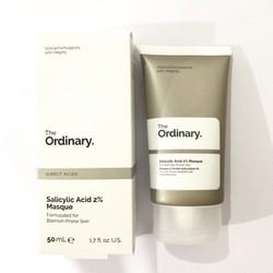 The Ordinary - Mặt nạ Salicylic 2% Masque làm sạch sâu