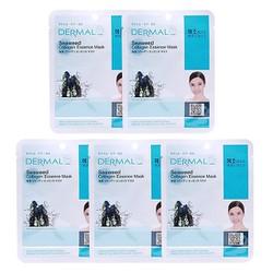 Mặt nạ dưỡng da Tinh chất Tảo Biển Dermal Seaweed Collagen Essence Mask (23g)