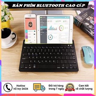 Bàn phím bluetooth mini cao cấp - bàn phím bluetooth PK 908 thumbnail