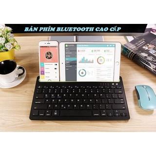 Bàn phím bluetooth ipad mini - bàn phím bluetooth mini PK 908 thumbnail