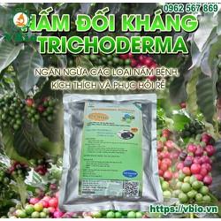 0.5kg Nấm đối kháng Trichoderma - Phân vi sinh hữu cơ