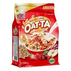 Yến mạch trái cây Oatta 800g ko kèm sữa