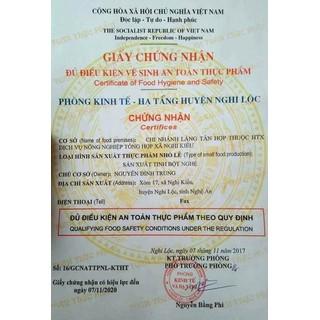 Tinh Bột Nghệ Đỏ Nguyên Chất Acumin Hộp 500Gr - TBNACM500 4