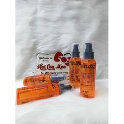 Dầu dưỡng tóc uốn Lavox