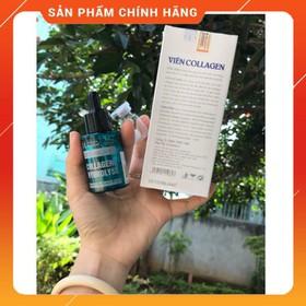 Serum Collagen Thuỷ Phân Dưỡng Trắng Số 11 Detoxblanc - 3932666065