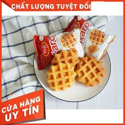 Túi 6 Gói Bánh Trứng Tươi Chà Bông Karo Richy