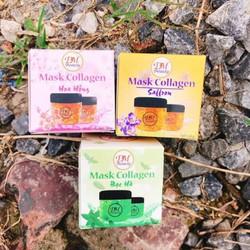 COMPO 3 Mặt Nạ Mask Yến Tươi Collagen DM Beauty 50 gram