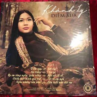 Đĩa Than Diễm xưa Khánh Ly vinyl [ĐƯỢC KIỂM HÀNG] 33381354 - 33381354 thumbnail