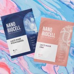 Mặt Nạ Biocell Laco Chính Hãng ( 6 miếng có mix)