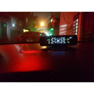 Cảm biến áp suất lốp cao cấp TPMS màn hình màu LCD, cảm biến lốp van ngoài, Pin sạc năng lượng mặt trời [ĐƯỢC KIỂM HÀNG] 33406001 - 33406001 thumbnail