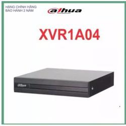 Đầu ghi hình 4 Kênh Dahua XVR1A04  HÀNG CHÍNH HÃNG- Tem DSS bảo hành chính hãng 2 năm [ĐƯỢC KIỂM HÀNG]