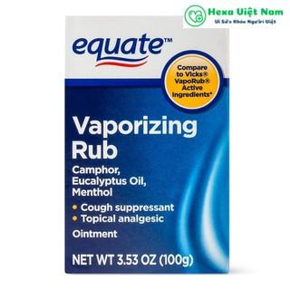Dầu Giữ Ấm Ngực Giảm Ho Vick Vaporub Vaporizing Ointment 100G - SP00110 thumbnail