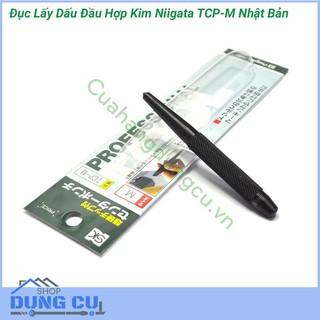 Đục lấy dấu trên kim loại đầu hợp kim Niigata TCP-M Nhật Bản - DLGTCPM thumbnail