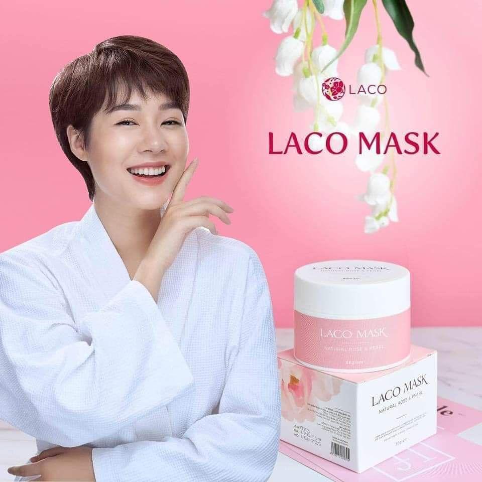 Mặt nạ Laco Mask 80gr