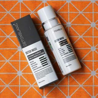 Mặt nạ sủi bọt thải độc trắng da Detox BlanC Mask 150ml số 1 - 0201 thumbnail