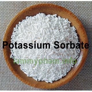 Chất bảo quản Potassium sorbate E202 200g - 370200 thumbnail
