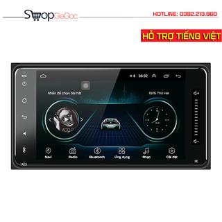 (Hỗ Trợ Tiếng Việt) Màn Hình Android 10.1 Cảm Ứng 7 Inch Bluetooth Dành Cho Xe Toyota - Android Toyota thumbnail