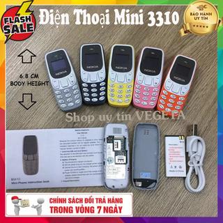 ( Thanh Lý ) Điện thoại mini - Điện thoại mini 3310 thumbnail