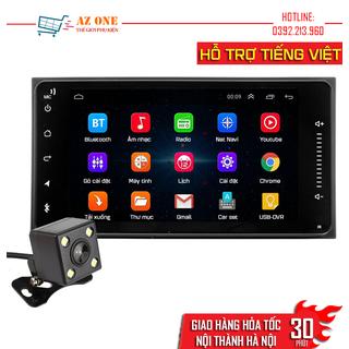 (Hỗ Trợ Tiếng Việt) Màn Hình Android 10.1 Cảm Ứng 7 Inch Bluetooth GPS Wifi Dành Cho Xe Toyota - Android 10.1 Toyota thumbnail