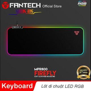 Đế lót di chuột đèn LED RGB 7 chế độ khác nhau Fantech MPR800s - F_MPR800s thumbnail