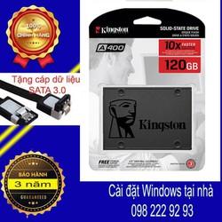 SSD 120 GB Kingston Sata 3