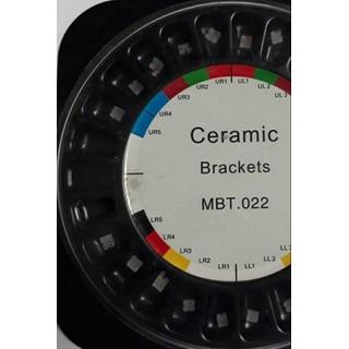 Bộ Mắc Cài Sứ Tròn Ceramic Bra ets [ĐƯỢC KIỂM HÀNG] 33436469 - 33436469 thumbnail
