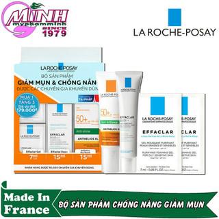 Bộ Sản Phẩm Chống Nắng Và Giảm Mụn Toàn Diện La Roche-Posay - LR179A 1