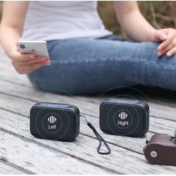 [Bảo Hành 12 tháng] Loa Bluetooth 5.0 Robot RB100 Thanh âm tuyệt đỉnh , Công suất lớn sạc nhanh trong 2 giờ thời gian sử dụng 8 giờ dung lượng pin 1200mAh - Hàng Chất Lượng-Uy Tín-1 Đổi 1 Trong Vòng 7 Ngày [ĐƯỢC KIỂM HÀNG]