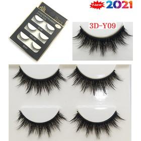 Lông mi chồn 3D mã số Y09 - Lông mi chồn 3D mã số Y09