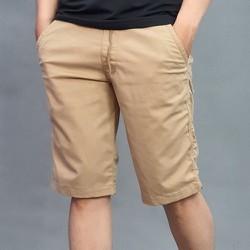 Quần shorts kaki nam- ảnh thật