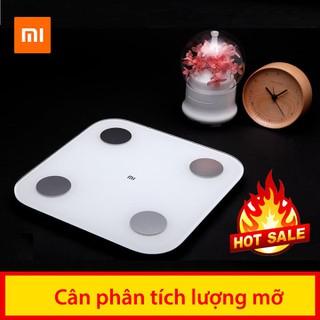 [FREESHIP] Cân điện tử Xiaomi - Cân sức khỏe - Cân bluetooth - Cân điện tử thông minh Xiaomi Body Fat Scale thumbnail