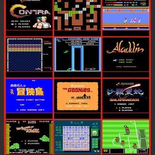 Máy chơi game dành cho gia đình - máy điều khiển cầm tay 4 nút cực hịn - chất nhất dùng giải trí cực đỉnh thumbnail